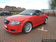 Audi TT Quattro 2006 | AUDI TT QUATTRO SPORT 2006 (2006) For sale from Norfolk performance ...