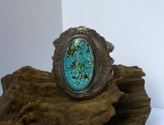 Vintage Navajo Sterling Silver Turquoise Cuff by WhimsicalEutopia,$450.00 https://www.etsy.com/shop/WhimsicalEutopia