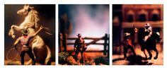 david levinthal modern romance - Google Search Modern Romance, Triptych, Wild West, Polaroid, David, Film, Google Search, Movie Posters, Movies