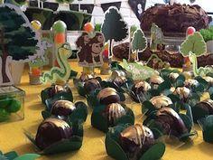 Bia´s Cake: festa camuflada!!!