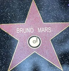 Finally next year, you have a star in walk of fame on Hollywood  #ProudOfBruno