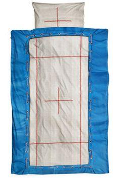 Parure de lit Trampoline / 1 personne - 140 x 200 cm Trampoline - Snurk
