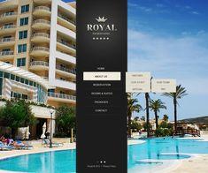 Hotels Facebook HTML