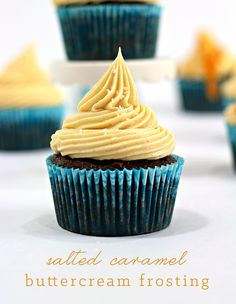 Salted Caramel Buttercream Frosting   Kids Craft - Wanna Bite