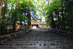 Ise shrine. Photo by Tojo