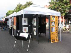 Art Fair Booth Rental