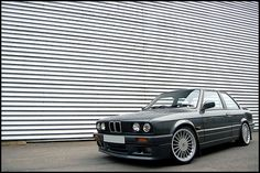BMW E30 - 325i Sport.... different but I like.