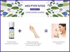 DIY : Lutter contre le stress avec les huiles essentielles