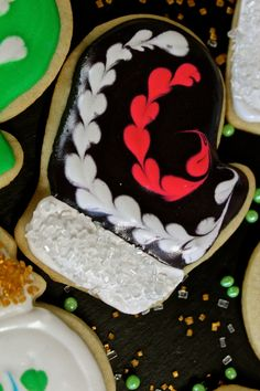 This month Sally challenged all of us to make sugar cookies decorated with royal icing. I am a fan of royal icing for my sugar cookies and made some last year, so I was ready to try to improve on m…