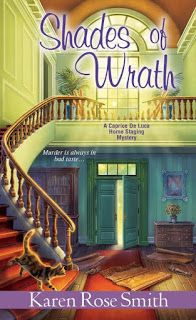 The Book Review: Shades of Wrath by Karen Rose Smith - Feature and ...