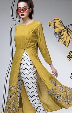 b22737ee8a281c Pakistani Bridal Wear, Pakistani Outfits, Indian Outfits, Peach Color Dress,  Salwar Kurta