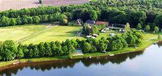 SVR camping 't Grasbroek-Bornebroek-Overijssel aan visvijver
