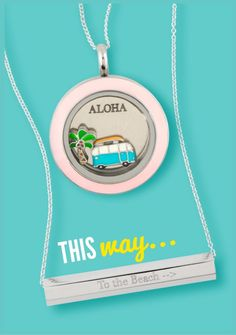 Customize your way! SHOP - HOST- JOIN. Beach Summer Jewelry  Brandyclere.origamiowl.com