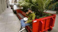 LA tiny parks - Dumpster gardens