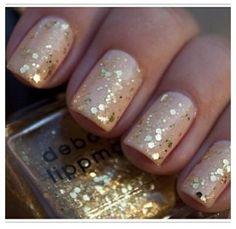 Megan Y: Beachy nails #Lockerz