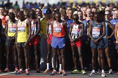 Tsegaye Kebede Wins London Marathon 2013 Amid Tight Security - The Huffington Post