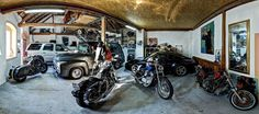 Barn Garage, Barn, Vehicles, Places, Motorcycles, Carport Garage, Converted Barn, Garages, Car