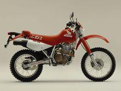 1990 Honda XR600R ... Great bike!