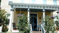 Beautiful Bed & Breakfast Inns in Cape May New Jersey - Bayberry Inn Bed & Breakfast