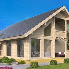 Zrubový dom Naivasha Outdoor Decor, Home Decor, Decoration Home, Room Decor, Home Interior Design, Home Decoration, Interior Design