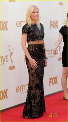 Gwyneth Paltrow on red carpet
