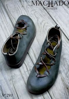 Machado Shoes from Portugal.