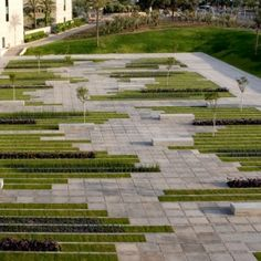 BGU University Entrance Square by Chyutin Architects