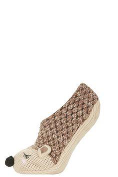 Hedgehog Slippers @gtl_clothing #getthelook http://gtl.clothing