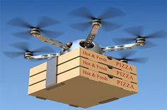 All About Latest Technology : The Development of Drone Technology and Its Uses