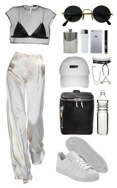 """COACHELLA 2"" by mimiih ❤ liked on Polyvore featuring adidas, Fendi, In God We Trust, Bare Escentuals, French Connection, Giuseppe Zanotti, Dot & Bo, festival and coachella"