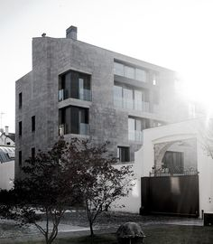san francesco residential complex/ zanonarchitettiassociati / via san francesco - treviso - italy