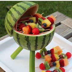 #watermelonbowl #summertime