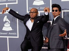 Bruno Mars & Philip Lawrence...I love these guys