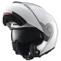 NEW-SCHUBERTH-C3-PRO-WHITE-HELMET-FREE