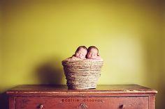 Newborn- twins
