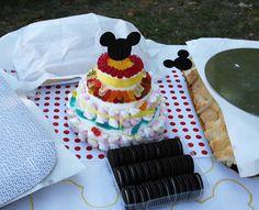 Torta di caramelle Il blog di El: Festa Compleanno di Topolino Boy Birthday, Birthday Cake, Desserts, Blog, Tailgate Desserts, Deserts, Birthday Cakes, Postres, Blogging