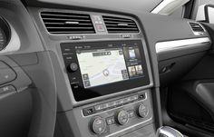 VW e-Golf Touch #CES2016