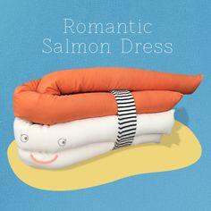 noodleplay sushi cushion