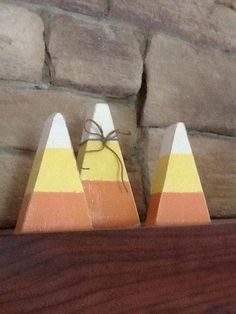 Fall Candy Corn $15