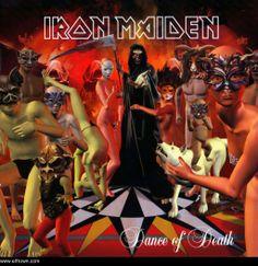 Dance of Death è il tredicesimo album in studio della band heavy metal Iron Maiden. Il disco ha venduto circa di 15 milioni di copie nel mondo.  Data di uscita: 2 settembre 2003