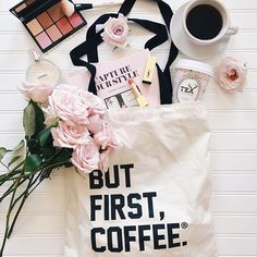 <but first, coffee ☕️>