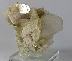SILICATES: PHYLLOSILICATES: (Subgroup 2 of 6). Muscovite (EXAMPLE specimen) is a mineral series in the mica group. .