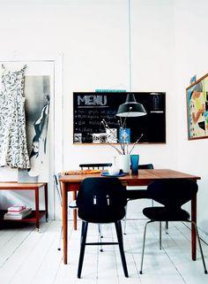 Dede Ingerslev, stylist interior - Boligliv Photo Mikkel Adsbøl