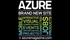Azure Magazine - a new project we launched today.