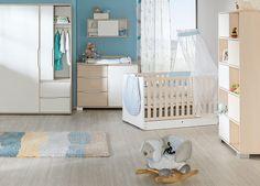 Babyerstausstattung: Willkommen im Leben - Leiner Baby Kind, Cribs, Toddler Bed, Neutral, Chrome, Kids Rugs, Furniture, Home Decor, Baby Needs