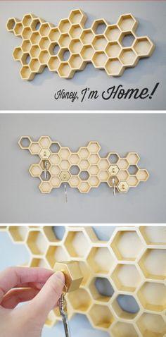 """Honey I'm Home"" Design by Malorie Pangilinan & Luz Cabrera"