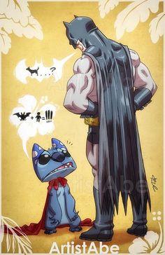 Incontri ravvicinati del tipo Bat