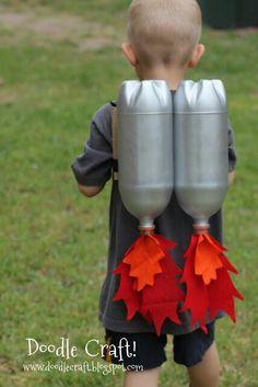 Costume ideas for the Fall Festival...