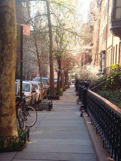 W 10th Street - Greenwich Village, NYC