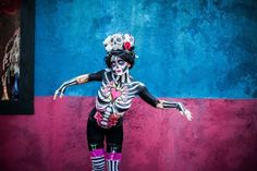 Painted: An Adventure in Stop Motion Body Art